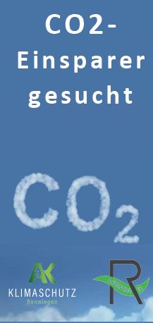 CO2-Einsparer gesucht